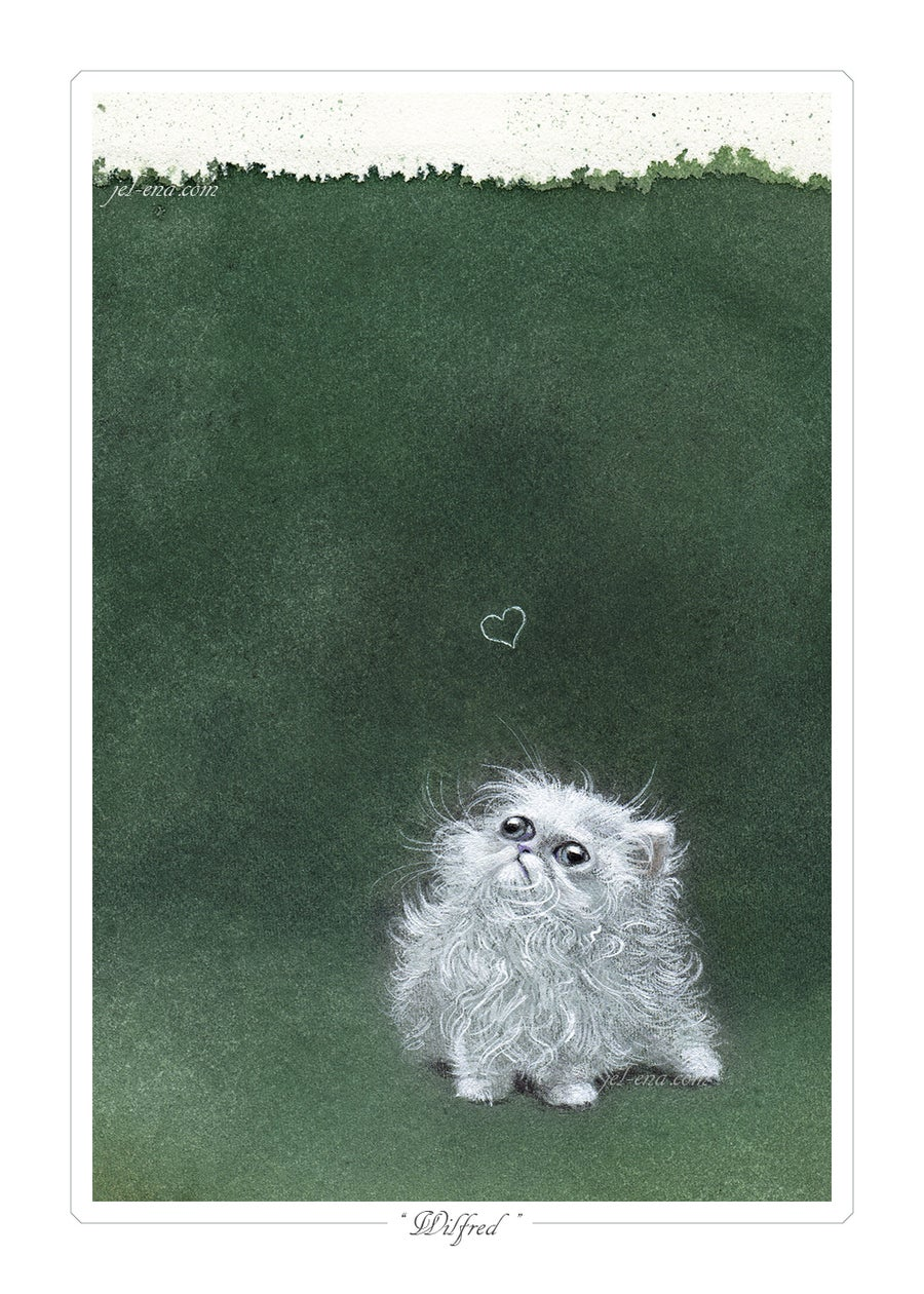 "Image of ""Wilfred"" Limited Edition Print"
