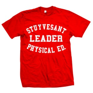 "Image of STUYVESANT PHYSICAL ED. ""Leader"" T-Shirt"