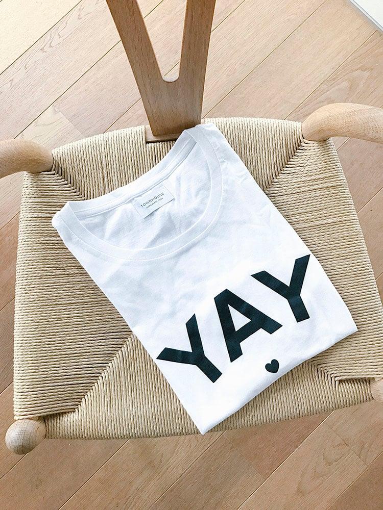 Image of Yay T-shirt