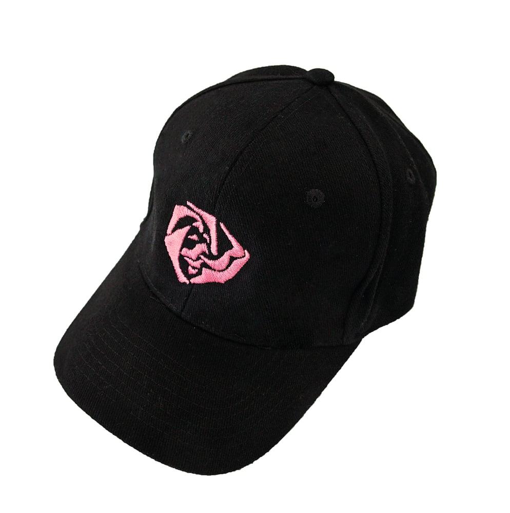 Image of Black Cap Sanja - Larose Pink