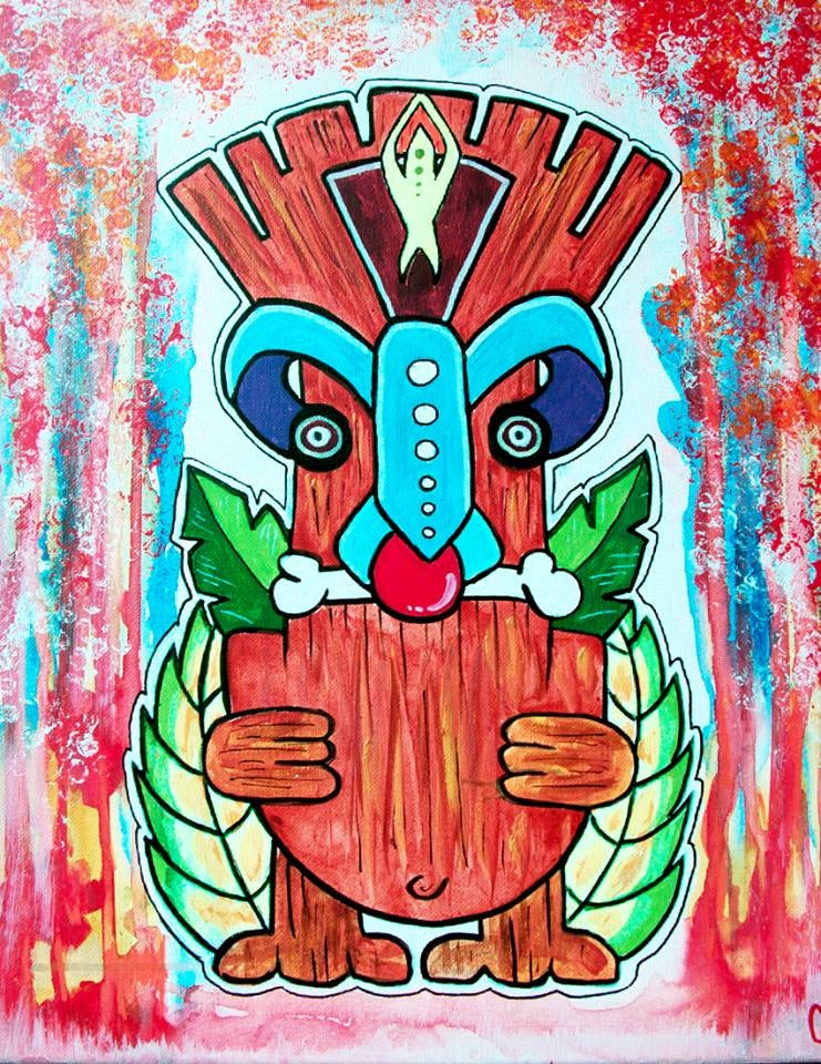 Image of Tiki Series - Originals