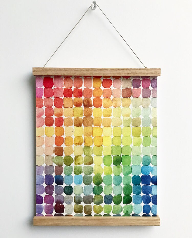 Image of Color chart