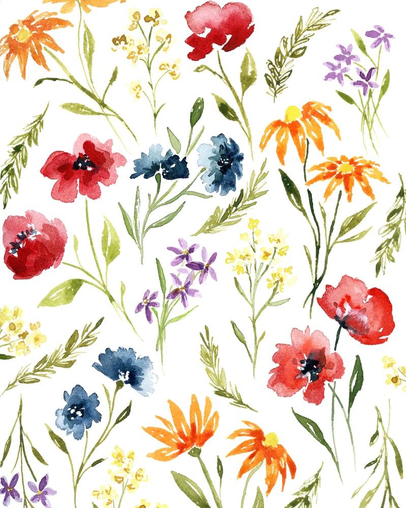 Image of Wildflowers
