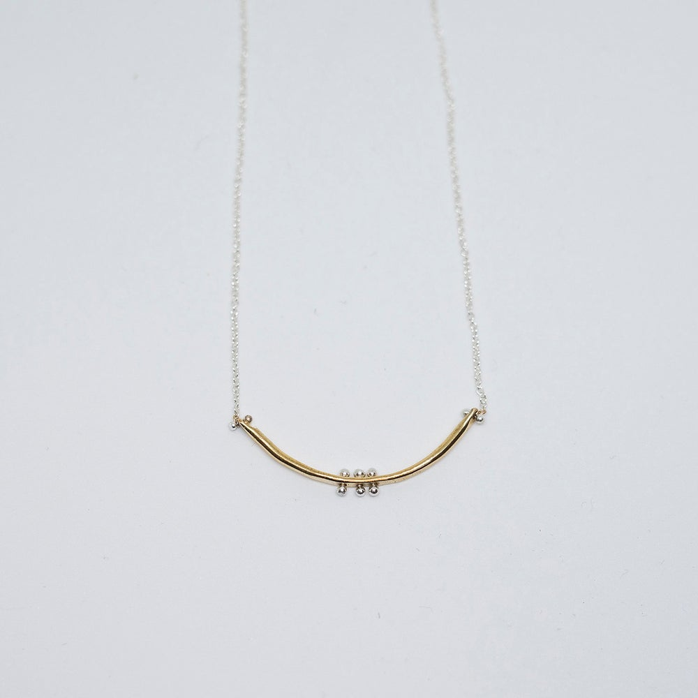 Image of Bit bar necklace