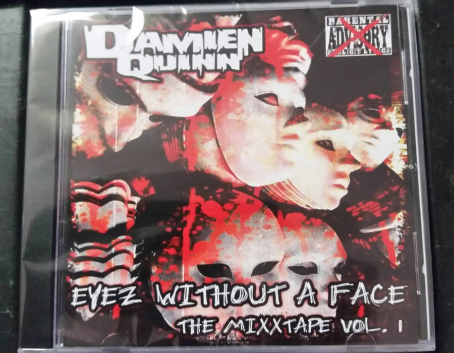 Image of DAMIEN QUINN- EYEZ WITHOUT A FACE