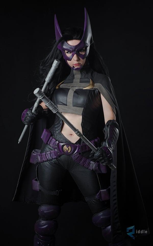 Image of Huntress 11x17