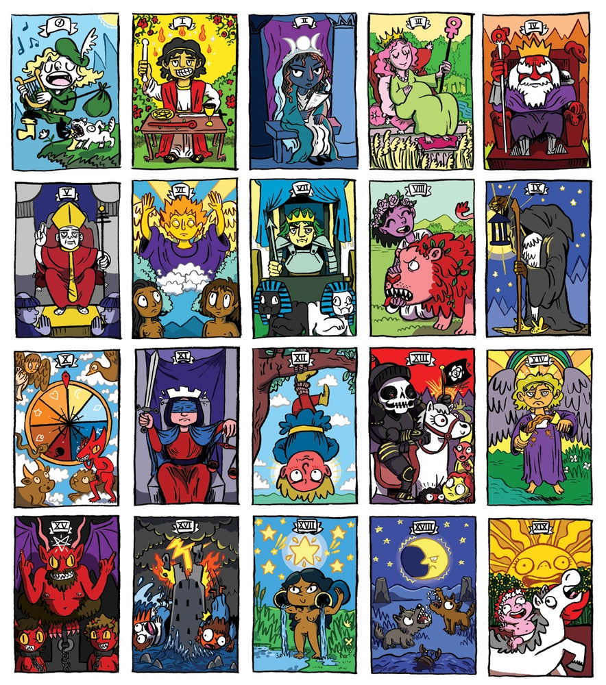 Image of Tarot Deck