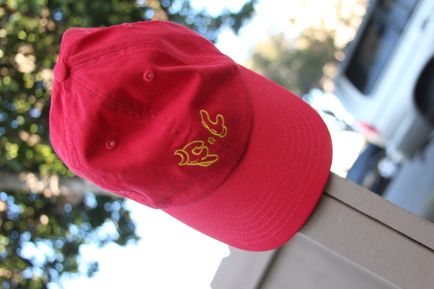 Image of F&C Mickey Glove Cool Dad Hat
