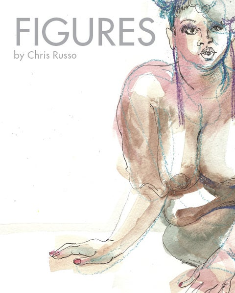 Image of Figure Zine