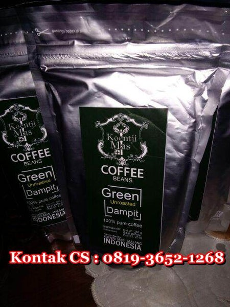 Image of Produk Green Coffee Asli Harga Murah