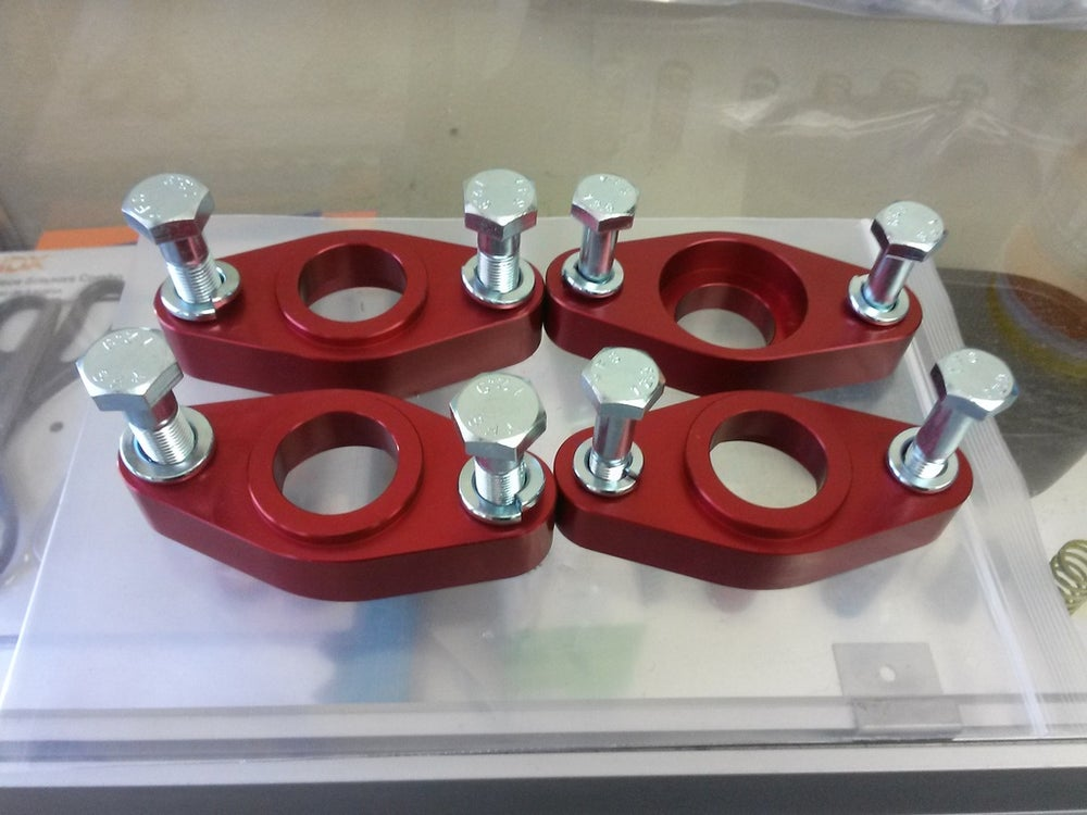 Image of 91-99 MR2 MK2 SW20 FRONT & Rear RCA's(Roll Center Adjusters)