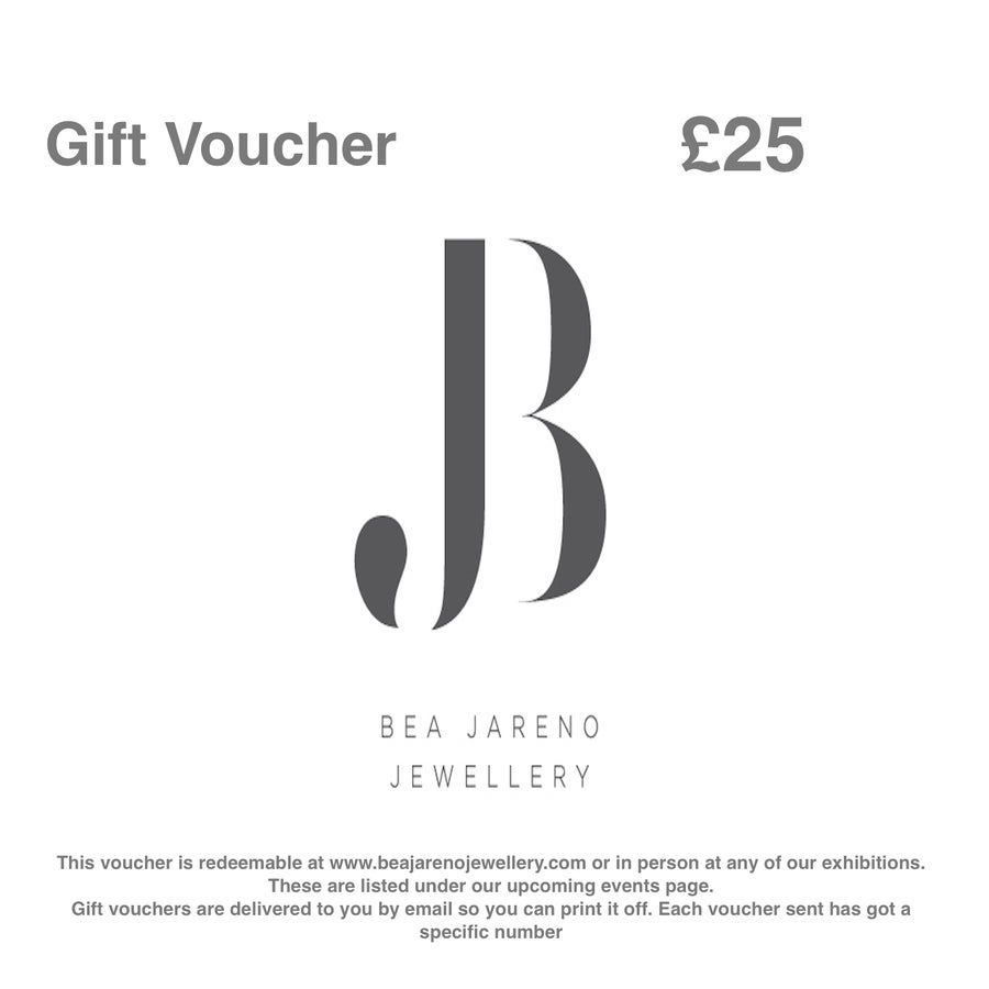 Image of Gift Voucher £25
