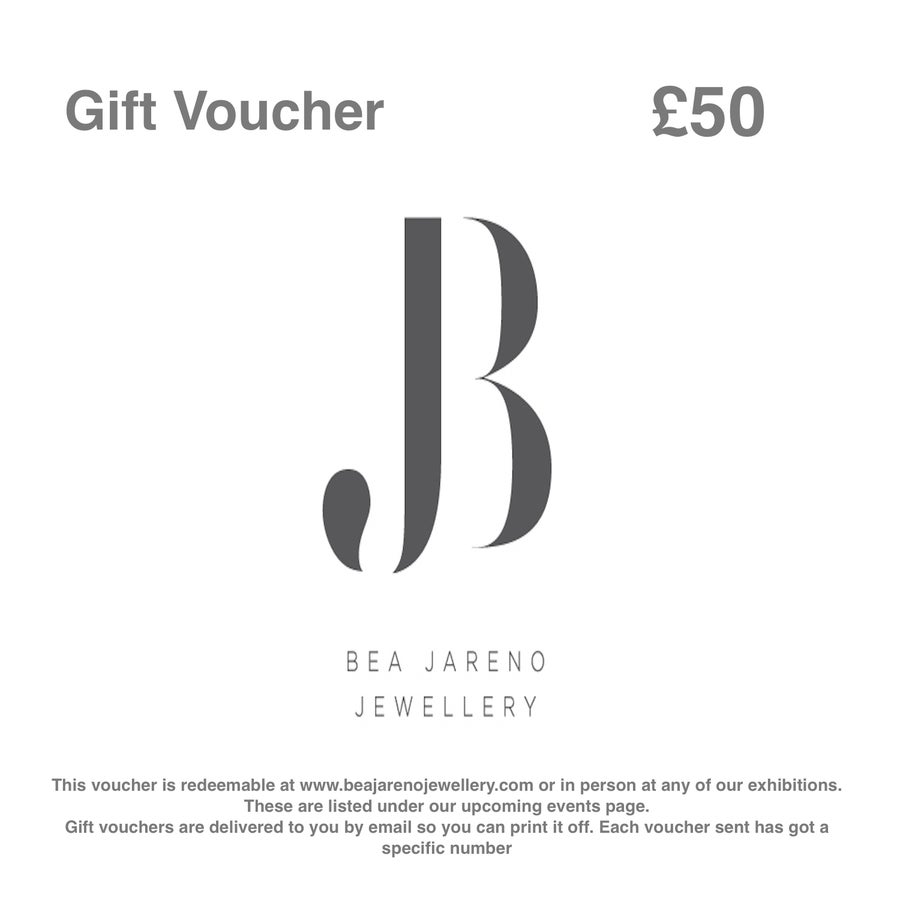 Image of Gift voucher £50