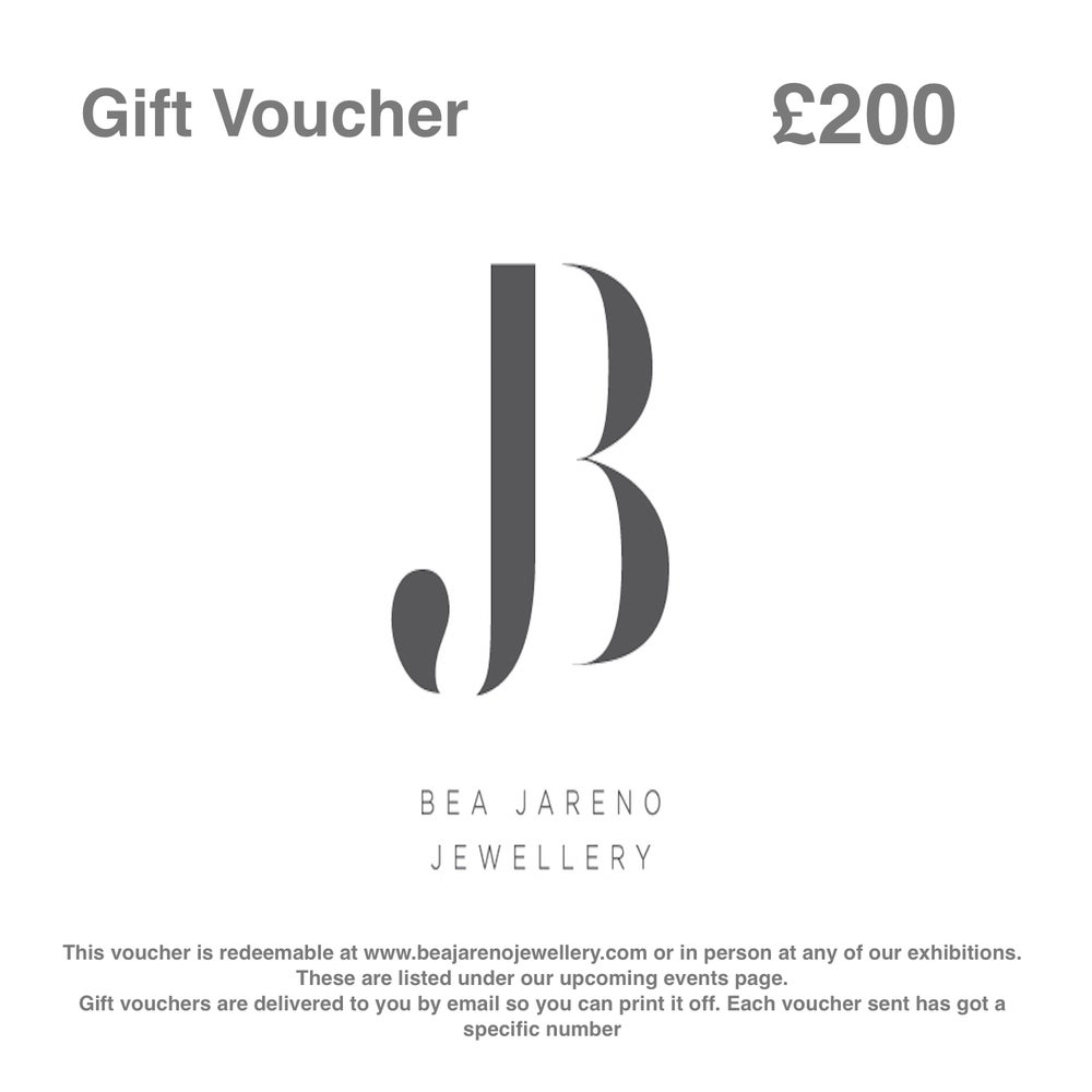 Image of Gift Voucher £200