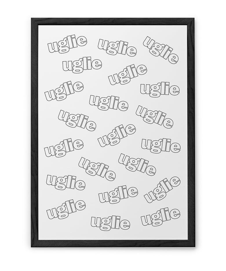 Image of UGLIE POSTER N.2