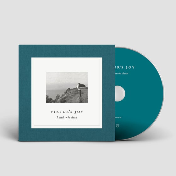 Image of VIKTOR'S JOY - 'I USED TO BE CLEAN' SPECIAL CD - LTD TO 30 COPIES / SOLD OUT
