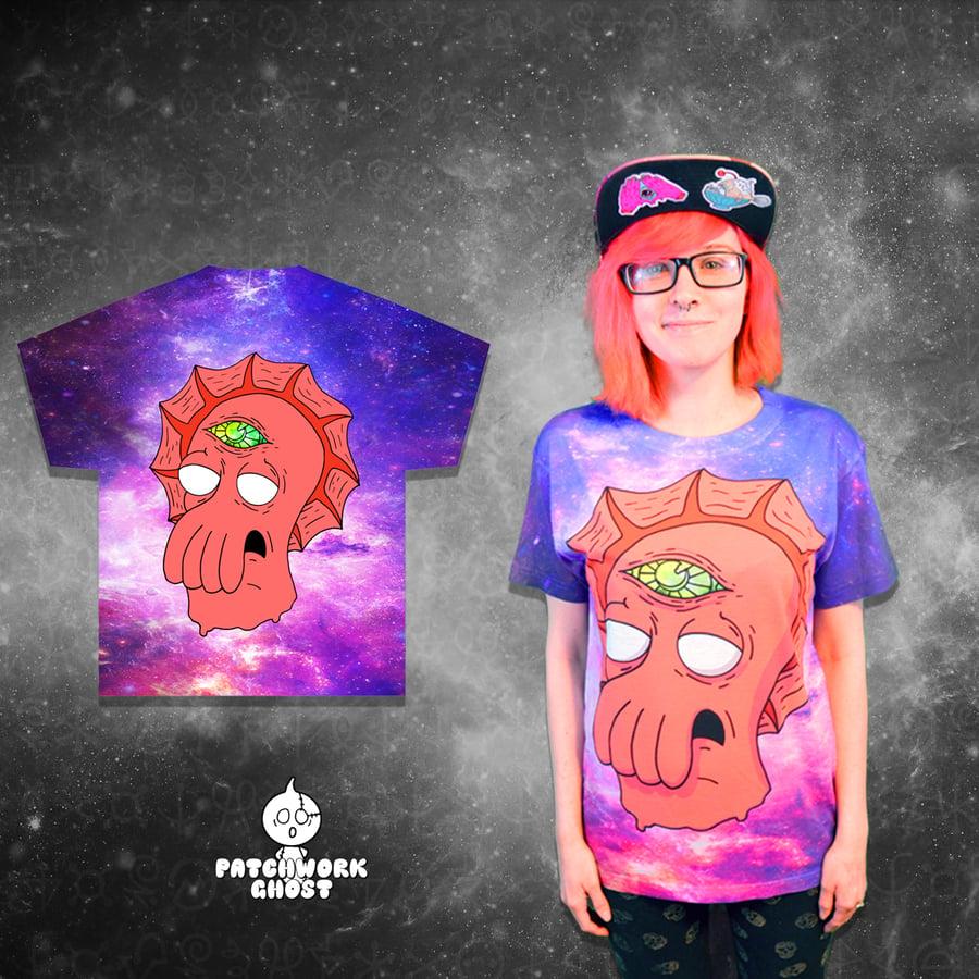 Image of BERG All Over Print Shirt