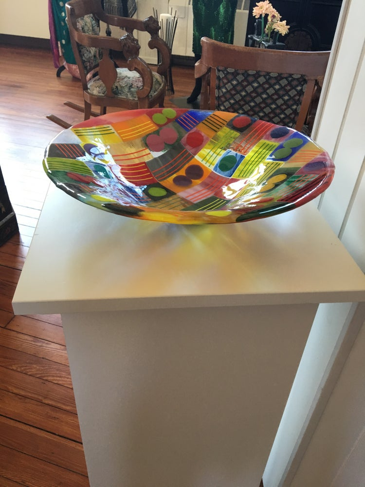 Image of CeCe Bowl by Case Island Glass