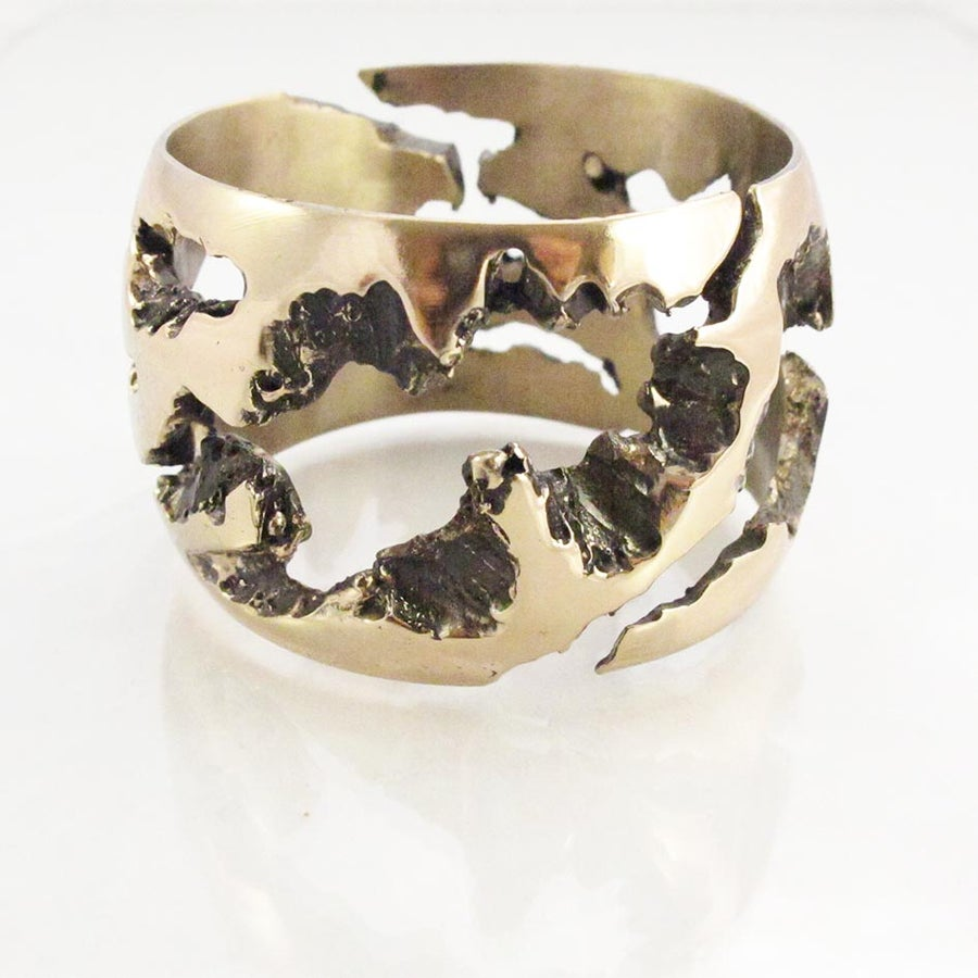 Image of  Cracked Desert Bracelet