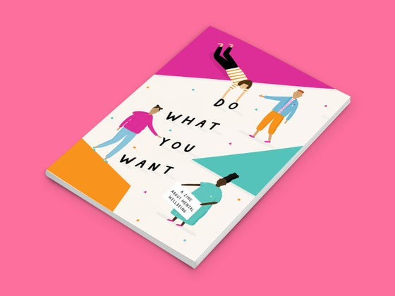 Image of Do What You Want zine – LIMITED REPRINT
