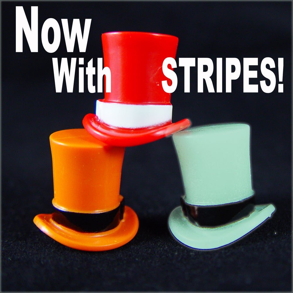 Image of NEW! Striped Top Hats!
