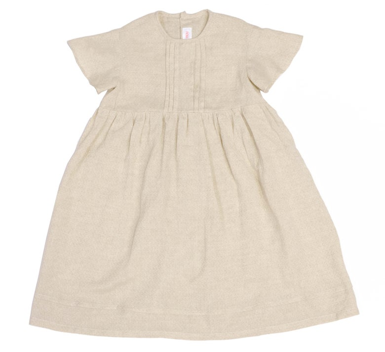 Image of dress FLORENCE_linen_last piece size 8