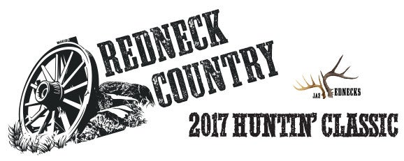 Image of 2017 Redneck Country Huntin' Classic - Entry Fee