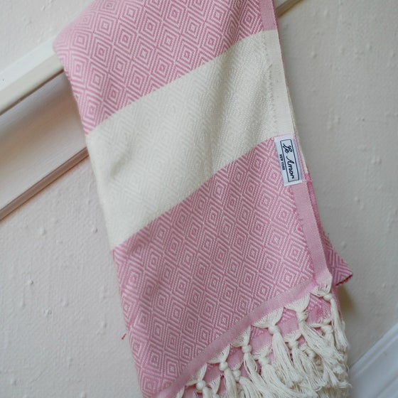 Image of Pink Diamond Classic Towel