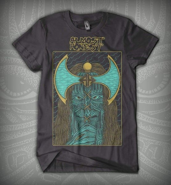 Image of Axe Face T-Shirt