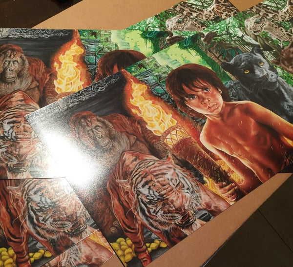 Image of The Jungle Book PRINTS