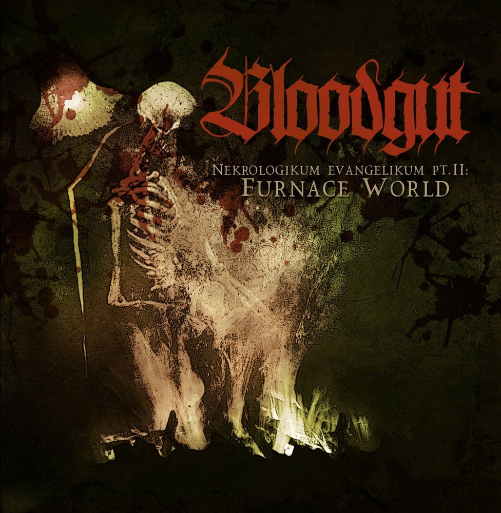 Image of Bloodgut - Nekrologikum Evangelikum PT. II
