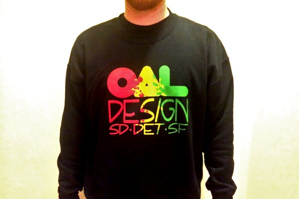 Image of Rasta Sweatshirt