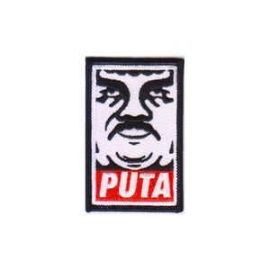 Image of PUTA Iron On Patch