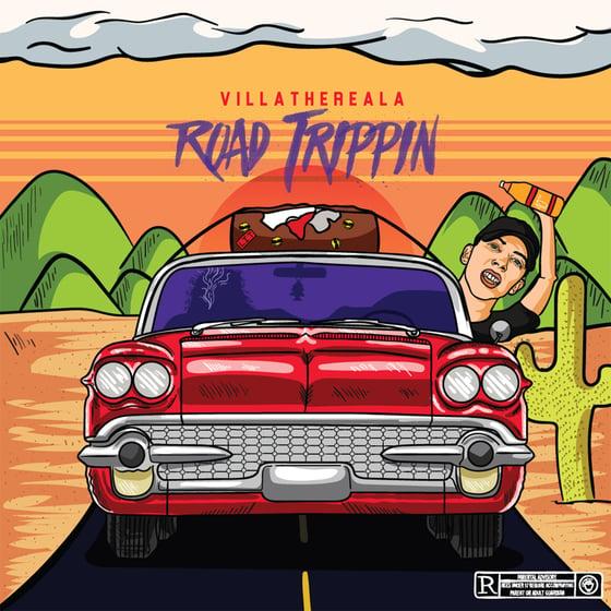 Image of RoadTrippin hard copy