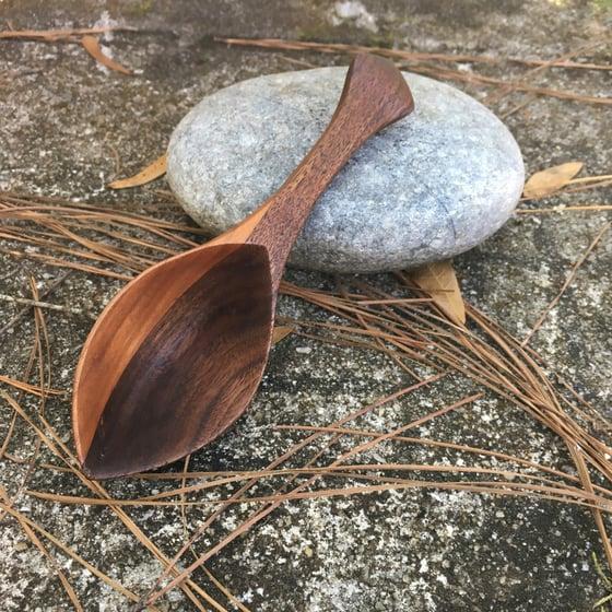 Image of Walnut Coffee Scoop