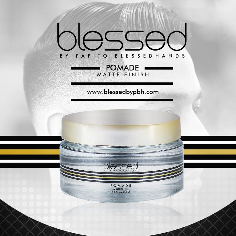 Image of The Blessed Matte Finish Pomade