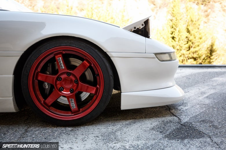 Image of 91-99 MR2 MK2 SW20 Greddy/Gracer Front Bumper Lip
