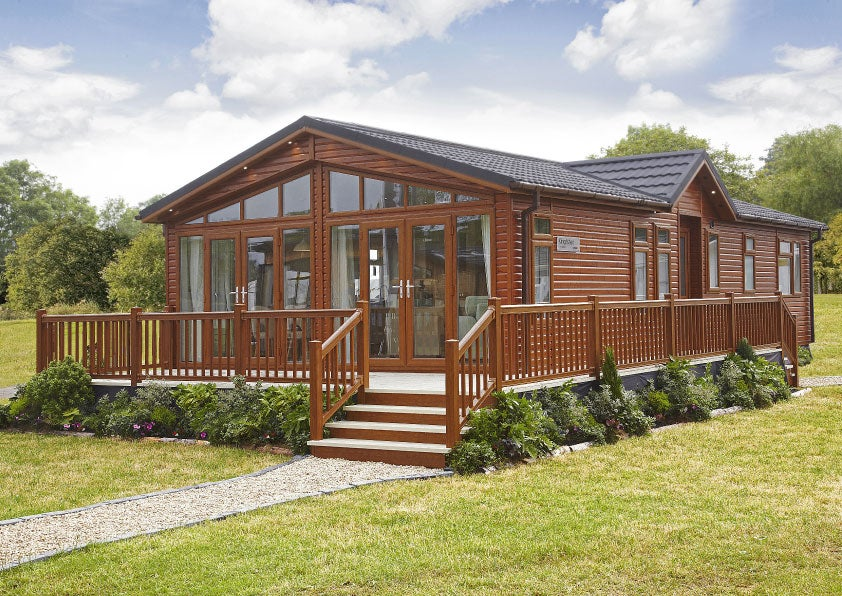 Image of Otter's Mead Holiday Homes Website