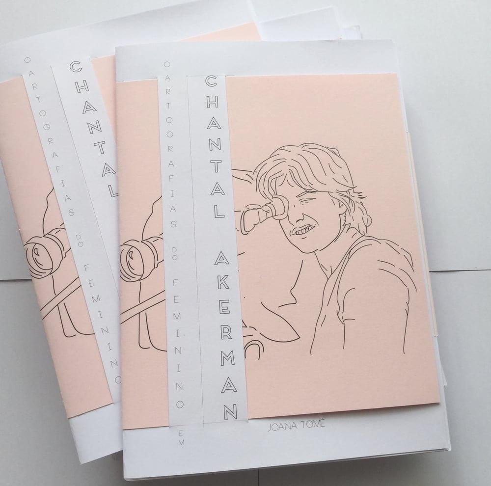 Image of Cartografias do Feminino em Chantal Akerman | ZINE