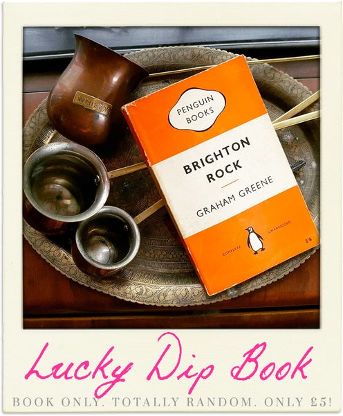 Image of Lucky Dip Book