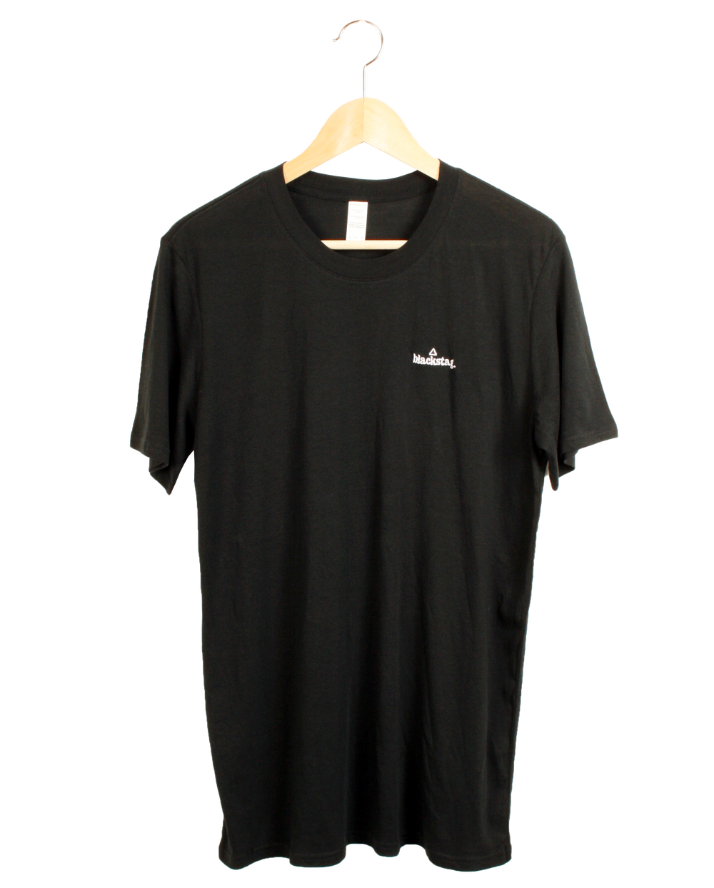 Image of Blackstag ESSENTIAL black t-shirt