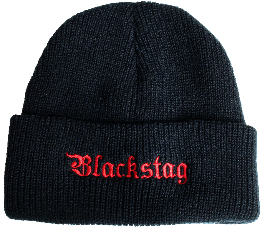 Image of Blackstag French Navy Beanie hat