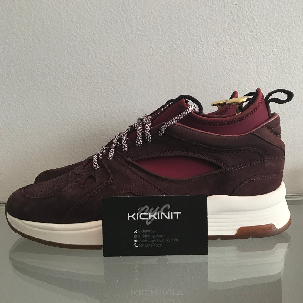 "Image of RONNIE FIEG X WORLD OF NICHE SEASON 3 BULLET ""BLOODSHOT"""
