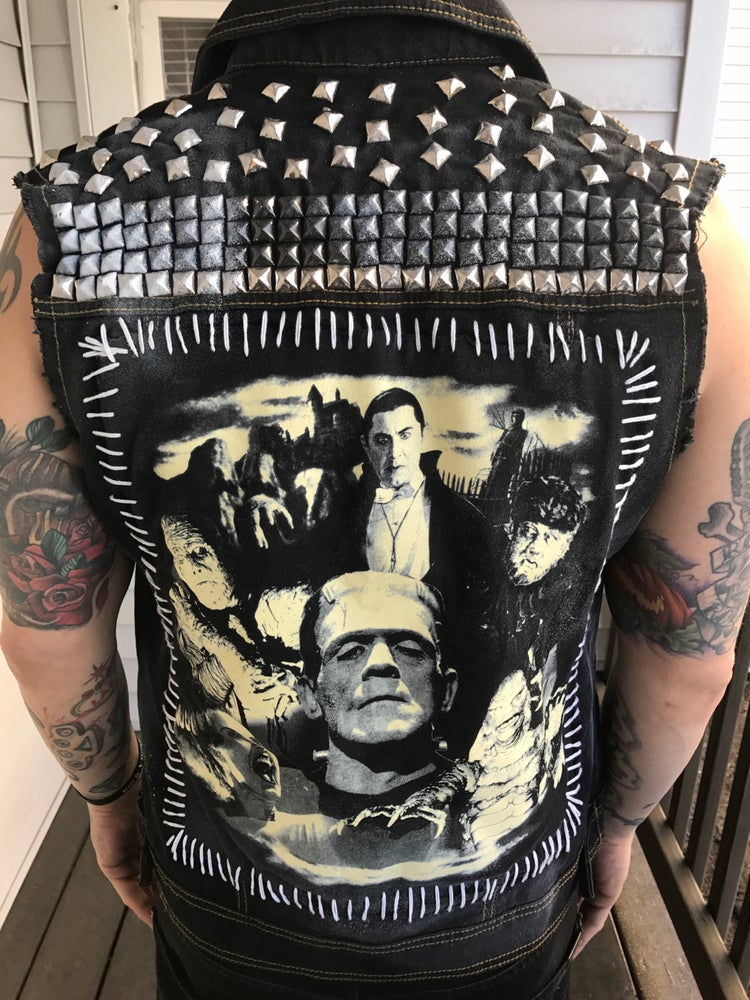 Image of Universal Monsters Vest