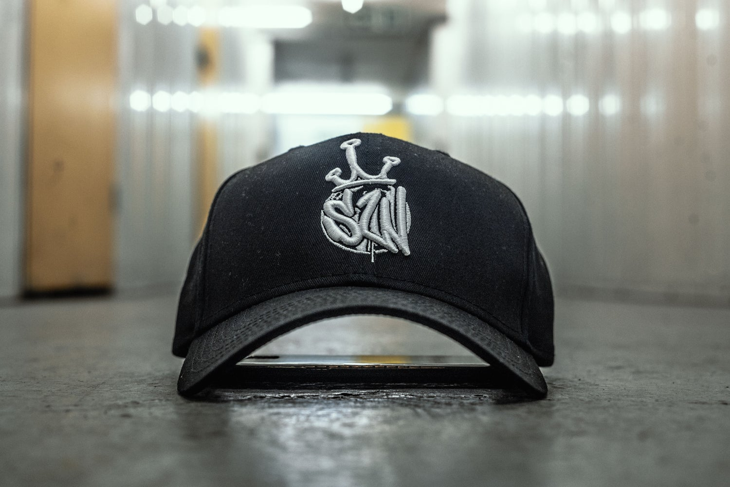 Image of Smugworld SW1 Snapback (Curved)