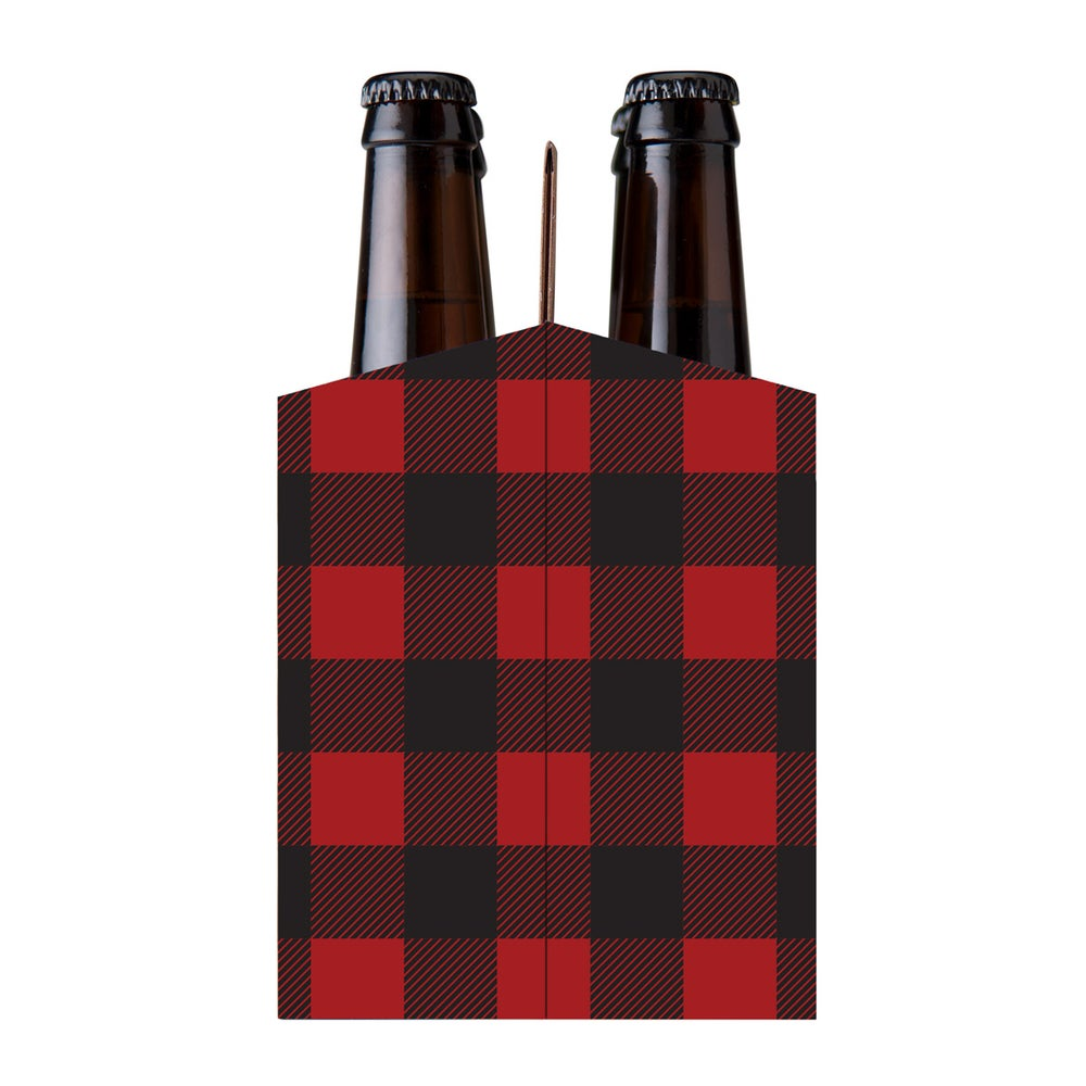 Image of Flannel 4Pk
