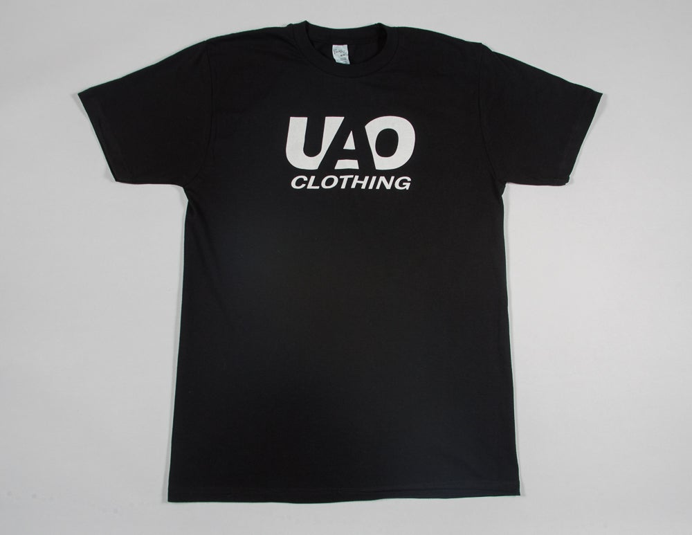 Image of UAO Clothing Company LM Logo T Shirt