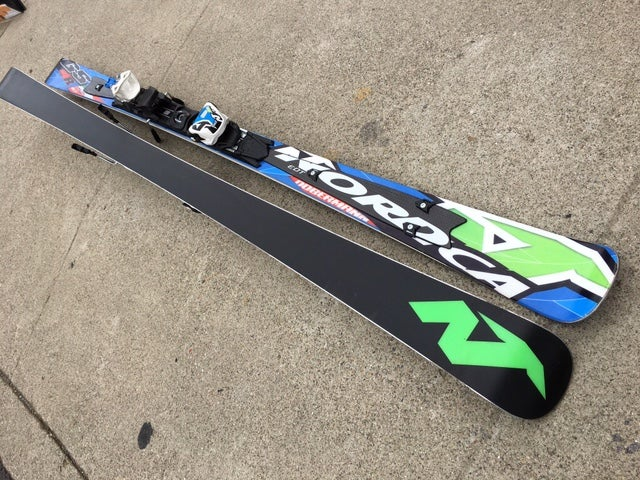 Image of Nordica Dobermann GS EDT 167 Skis with Marker Evo 3.20X Bindings