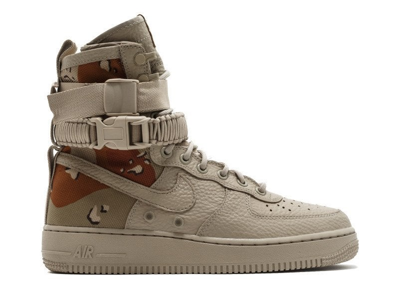 Nike Air Force 1 Special Field Desert Camo