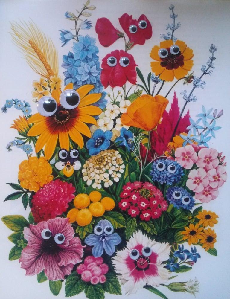 Image of Flower Friends